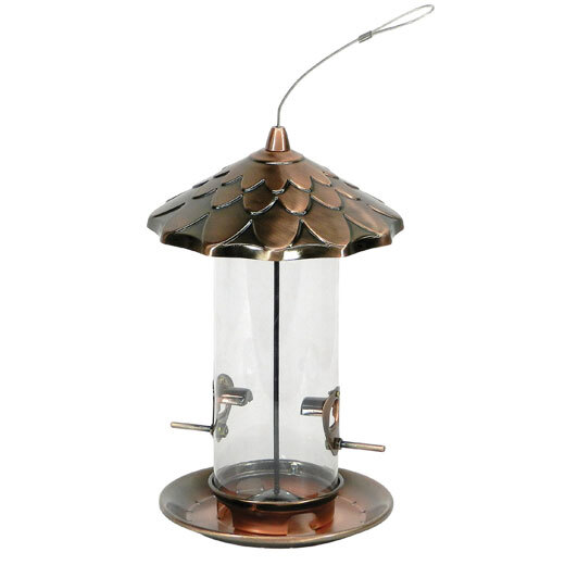 Bird & Squirrel Feeders