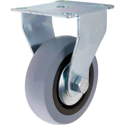Shepherd 3 In. Thermoplastic Rigid Plate Caster