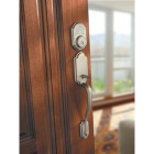 Kwikset Signature Series SmartCode Satin Nickel Electronic Deadbolt Image 2