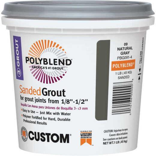 Custom Building Products Polyblend 1 Lb. Haystack Sanded Tile Grout