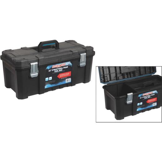 Channellock 26 In. Structural Foam Toolbox