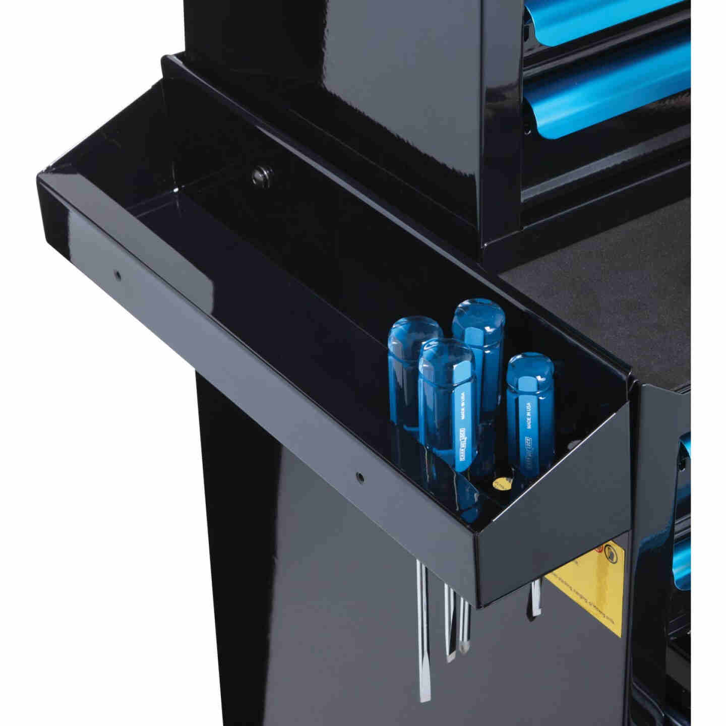 Channellock 26 In. 5-Drawer Tool Roller Cabinet Image 7