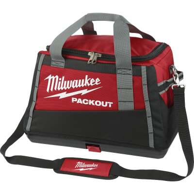 Milwaukee PACKOUT 8-Pocket 20 In. Tool Bag