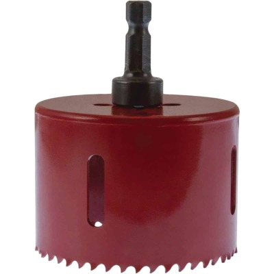 Do it Best 3-1/8 In. Bi-Metal Hole Saw