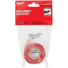 Milwaukee 2-1/2 In. W x 12 Ft. L Self-Adhering Lanyard Tape Image 2