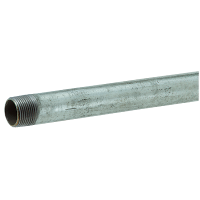 Southland 3/4 In. x 18 In. Carbon Steel Threaded Galvanized Pipe