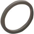 Do it Best 1-1/2 In. x 1-1/4 In. Black Rubber Slip Joint Washer Image 1