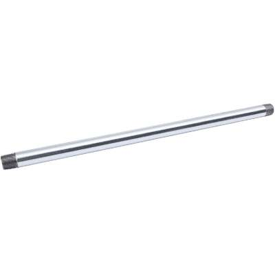 Southland 2 In. x 21 Ft. Carbon Steel Threaded and Coupled Galvanized Pipe