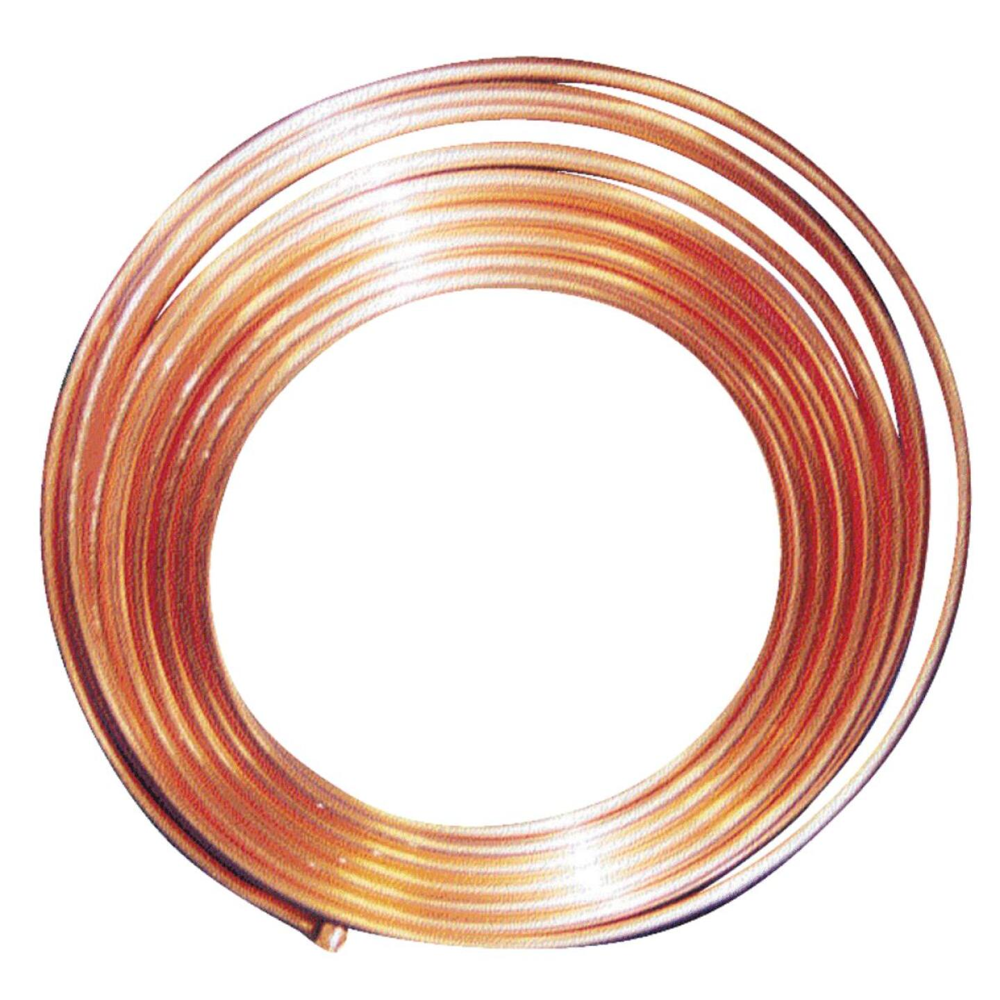 Mueller Streamline 1/2 In. ID x 20 Ft. Soft Coil Copper Tubing Image 1