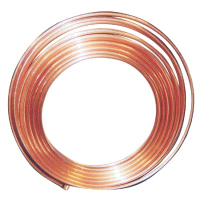 Mueller Streamline 1/4 In. OD x 20 Ft. Refrigerator Copper Tubing