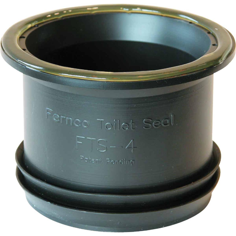 Fernco Wax-Free Toilet Gasket to Flange  Image 1