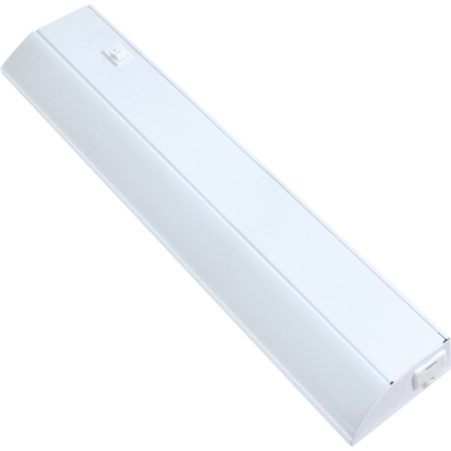 Good Earth Lighting 18 In. Direct Wire White LED Under Cabinet Light Bar Image 1