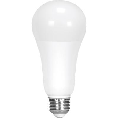 Satco 100W Equivalent Warm White A21 Medium Dimmable LED Light Bulb