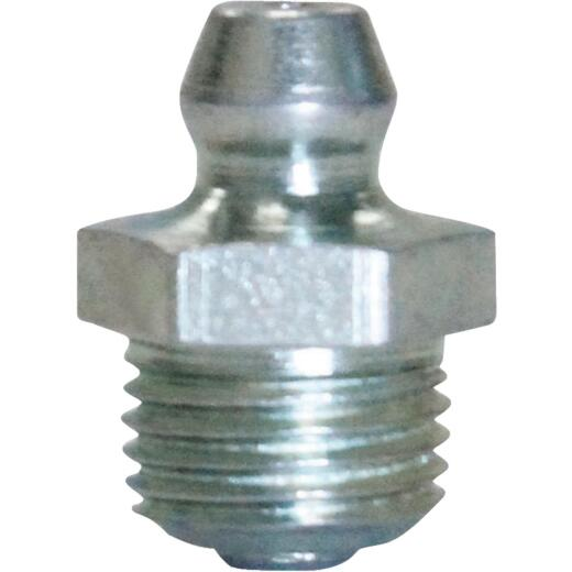 "Plews Lubrimatic Straight, Short 1/8"" Grease Fitting"