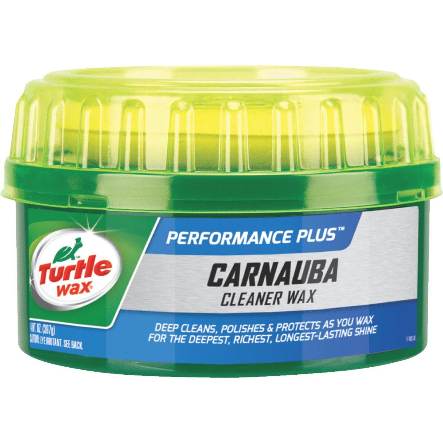 Turtle Wax 14 oz Carnauba Paste Car Wax Image 1