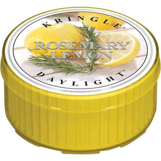 Kringle Candle Country Candle Rosemary Lemon Daylight Candle