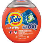 Tide Pods 56 Oz. 54 Loads 4-In-1 Ultra Oxy Laundry Detergent Image 1