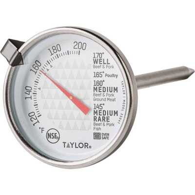 Taylor Meat Dial Kitchen Thermometer