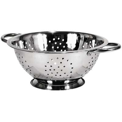 McSunley 5 Qt. Stainless Steel Colander