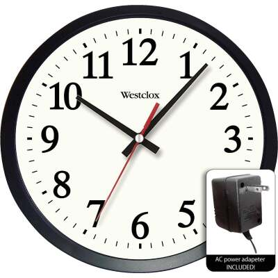 Westclox Wall Clock