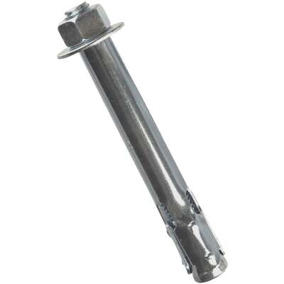 Red Head 1/2 In. x 4-1/4 In. Sleeve Stud Bolt Anchor
