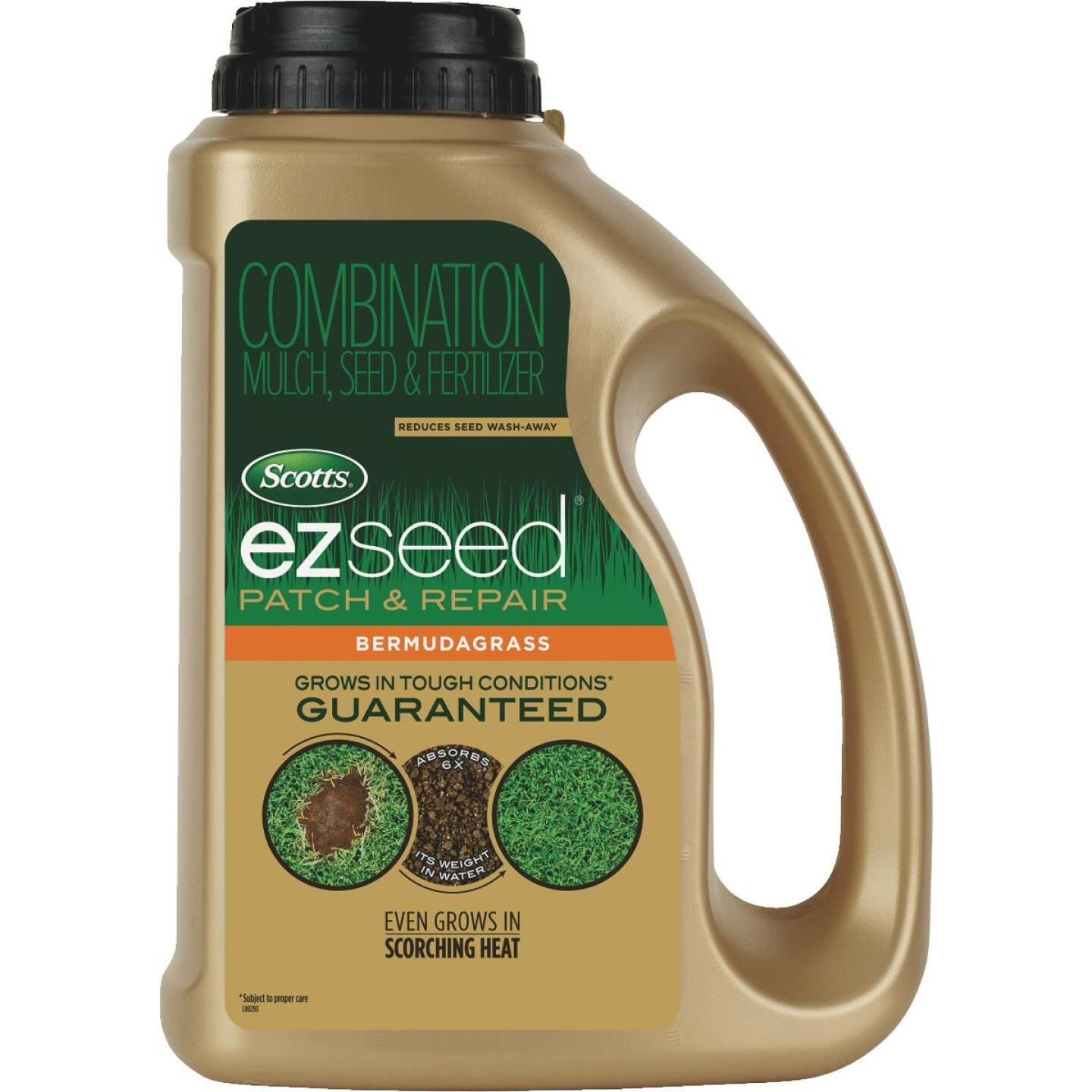 Scotts eZ Seed 3.75 Lb. 85 Sq. Ft. Coverage Bermuda Grass Patch & Repair Image 1