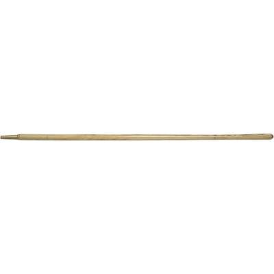 Truper 52 In. L x 1.25 In. Dia. Wood Hoe Replacement Handle