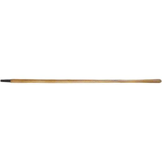 Link 54 In. L x 1.25 In. Dia. Wood Hoe/Hook Replacement Handle