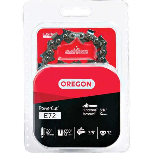 Oregon PowerCut E72 20 In. Chainsaw Chain