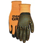 Midwest Quality Glove Men's Large Nitrile Coated Glove Image 1