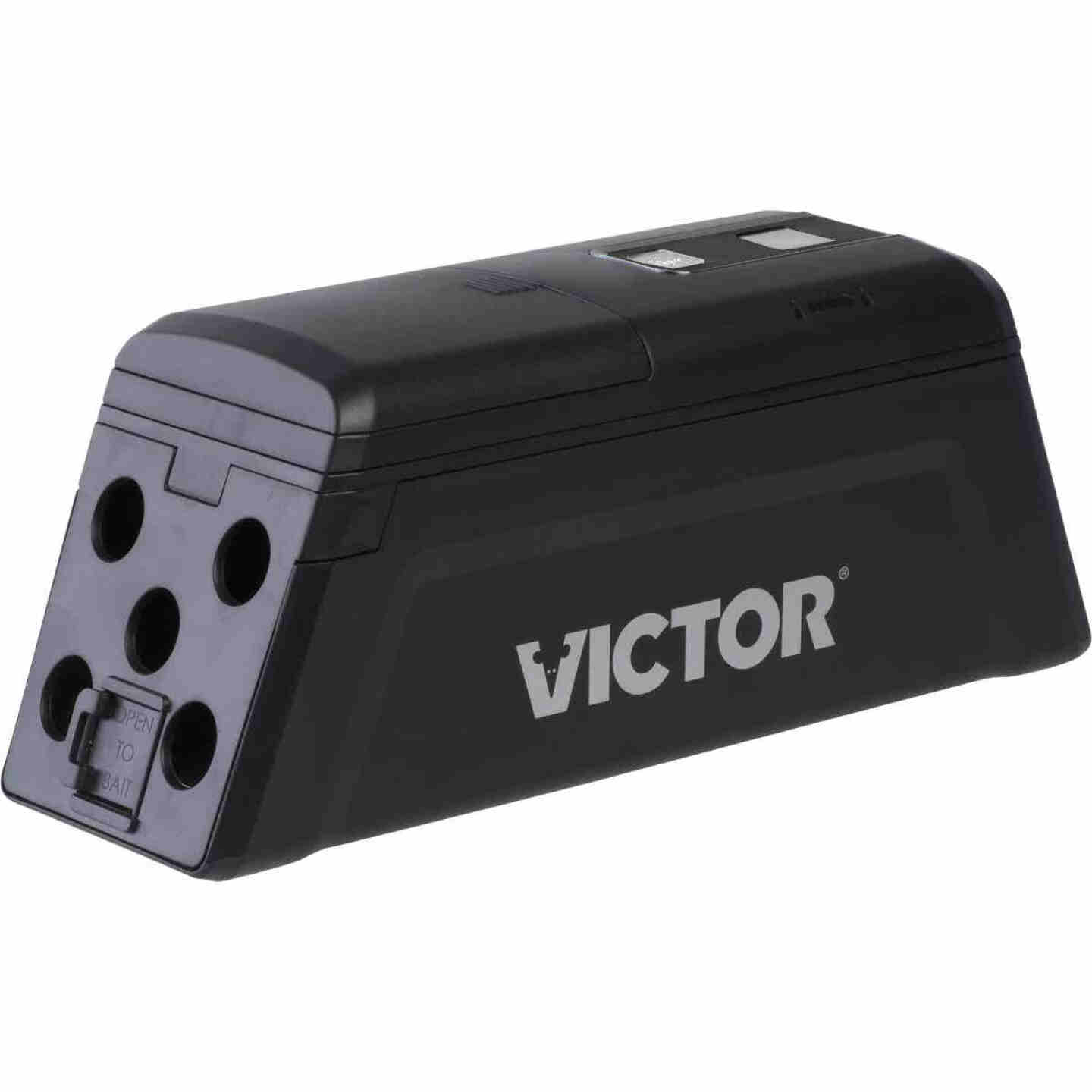 Victor Smart-Kill Battery Operated Electronic Rat Trap Image 1