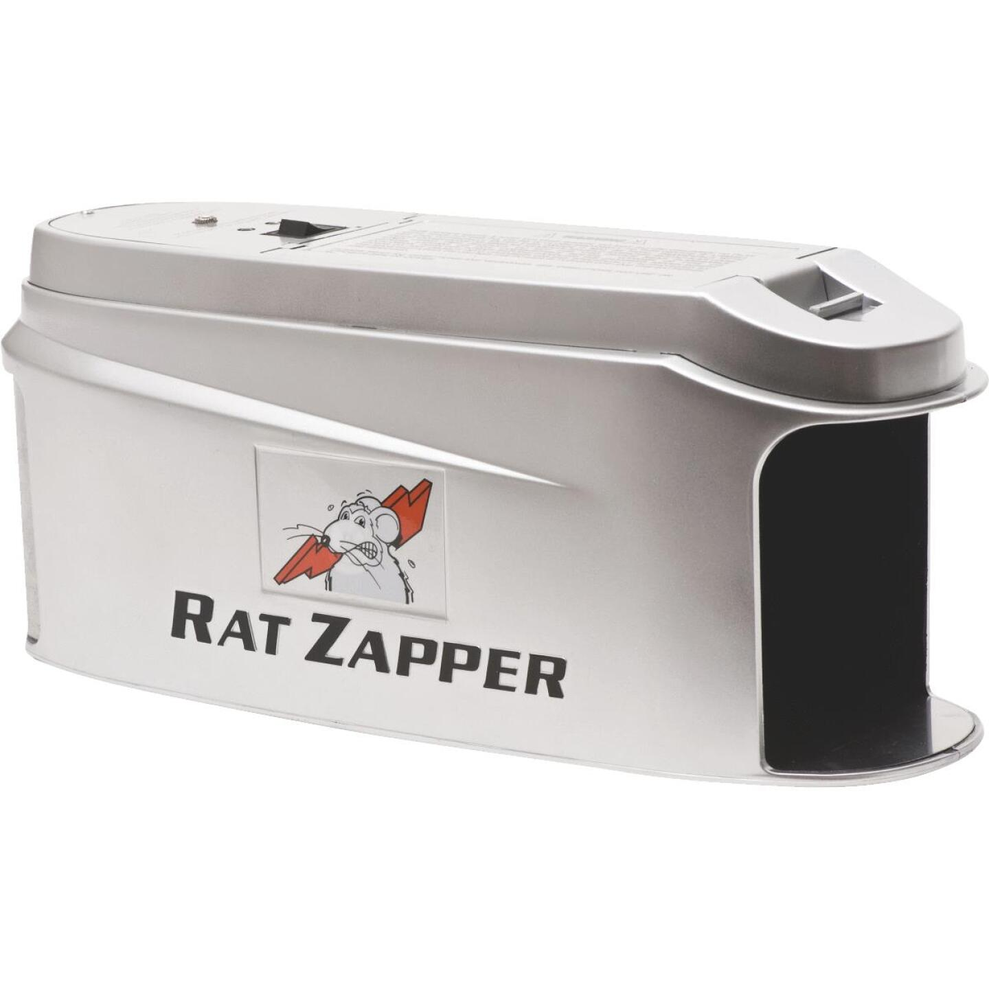 Victor Ultra Rat Zapper Battery Operated Electronic Rat Trap Image 1