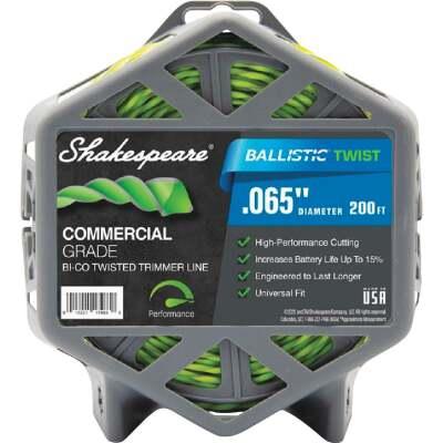 Shakespeare 0.065 In. x 200 Ft. Ballistic Twist Universal Trimmer Line
