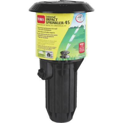 Toro 3 In. 20 Deg. to 340 Deg. Universal Pop-Up Impact Head Sprinkler