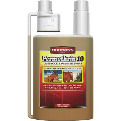 Gordons 32 Oz. Concentrate Permethrin-10 Fly Spray