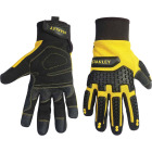 Stanley Impact Pro Men's XL Synthetic Leather High Performance Glove Image 1