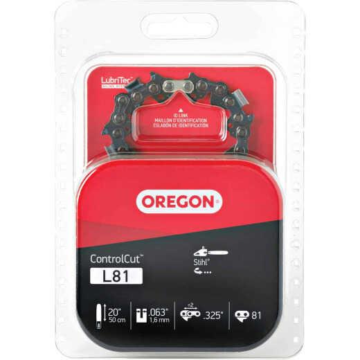 Oregon ControlCut L81 20 In. Chainsaw Chain