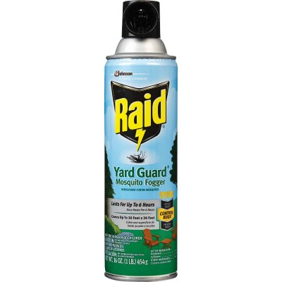 Raid Yard Guard 16 Oz. Mosquito Fogger