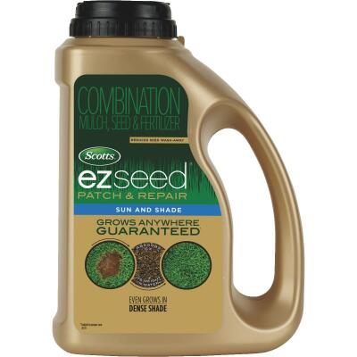 Scotts eZ Seed 3.75 Lb. 85 Sq. Ft. Coverage Sun & Shade Grass Patch & Repair