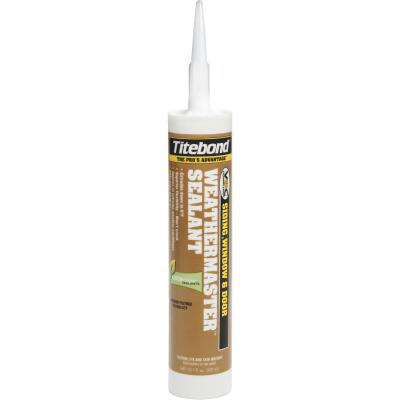 Titebond WeatherMaster 10 Oz. Polymer Sealant, 46721 Gray