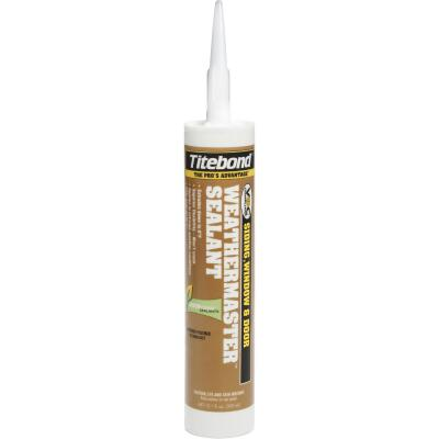 Titebond WeatherMaster 10 Oz. Polymer Sealant, 45501 Off White