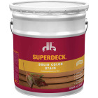 Duckback SUPERDECK Self Priming Solid Color Stain, Midtone Base, 5 Gal Image 1