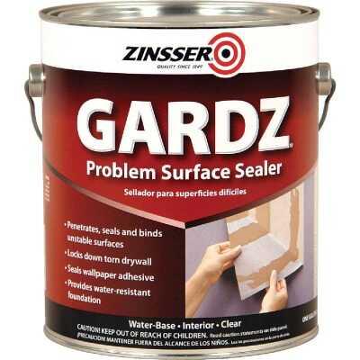Zinsser Gardz Water Based Low Odor Drywall Sealer, 1 Gal.