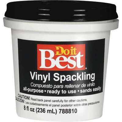 Do it Best 1/2 Pt. General Purpose Vinyl Spackling Paste