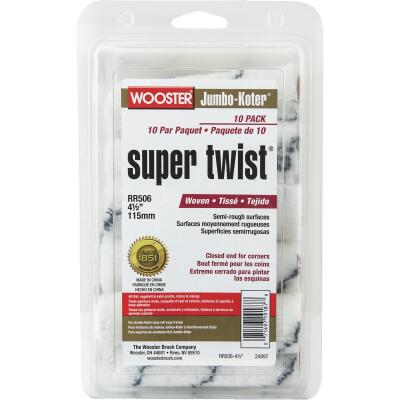 Wooster Jumbo-Koter Super Twist 4-1/2 In. Roller Cover (10 Pack)