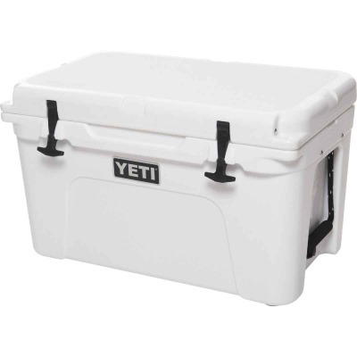 Yeti Tundra 45, 28-Can Cooler, White