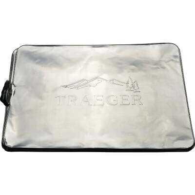 Traeger Aluminum 34 Series Drip Tray Liner (5-Pack)