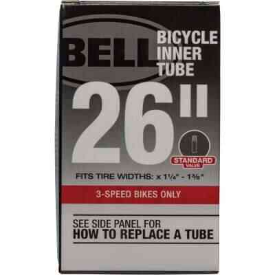 Bell 26 In. Standard Premium Quality Rubber Bicycle Tube