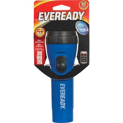 Eveready LED Red Economy Flashlight
