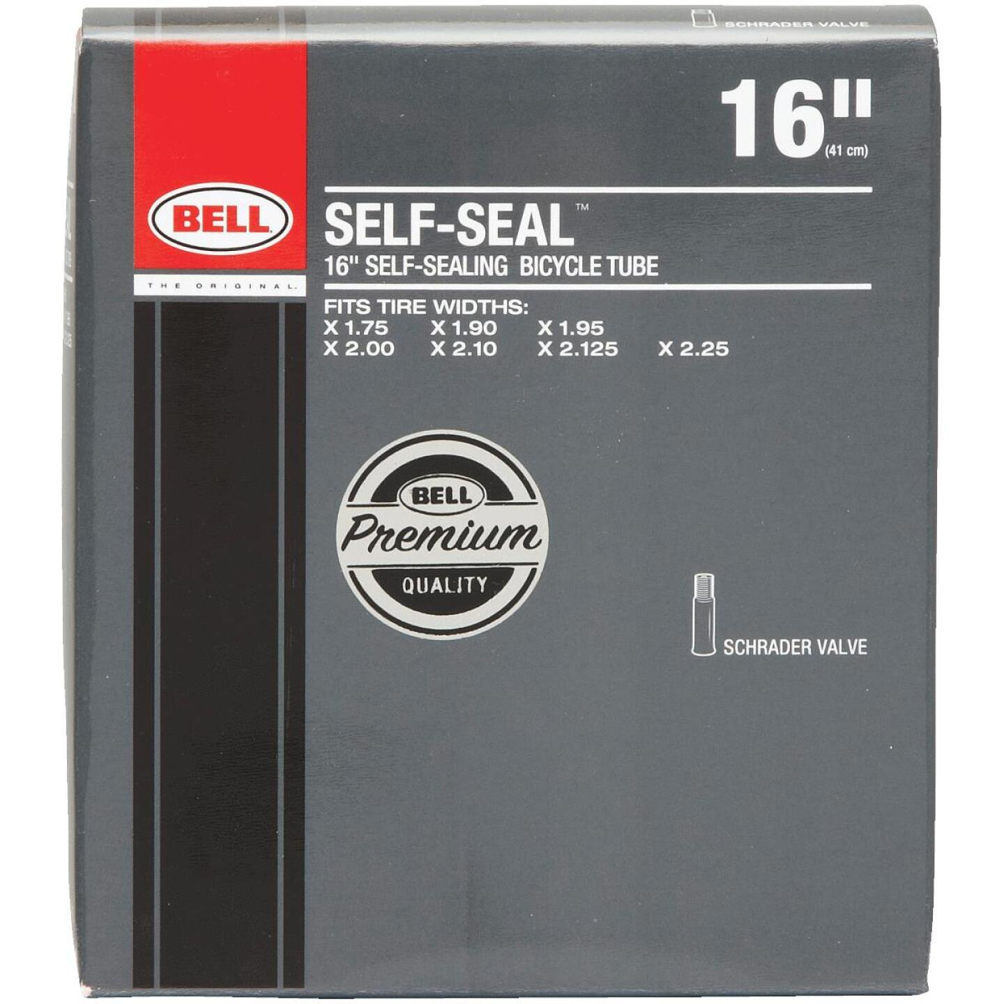 Bell Sports 16 In. Self-Sealing Bicycle Tube Image 2